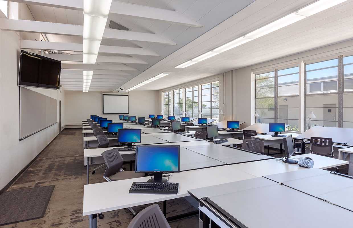 Gallery Of San Diego Mesa College Design Center U Delawie With Interior