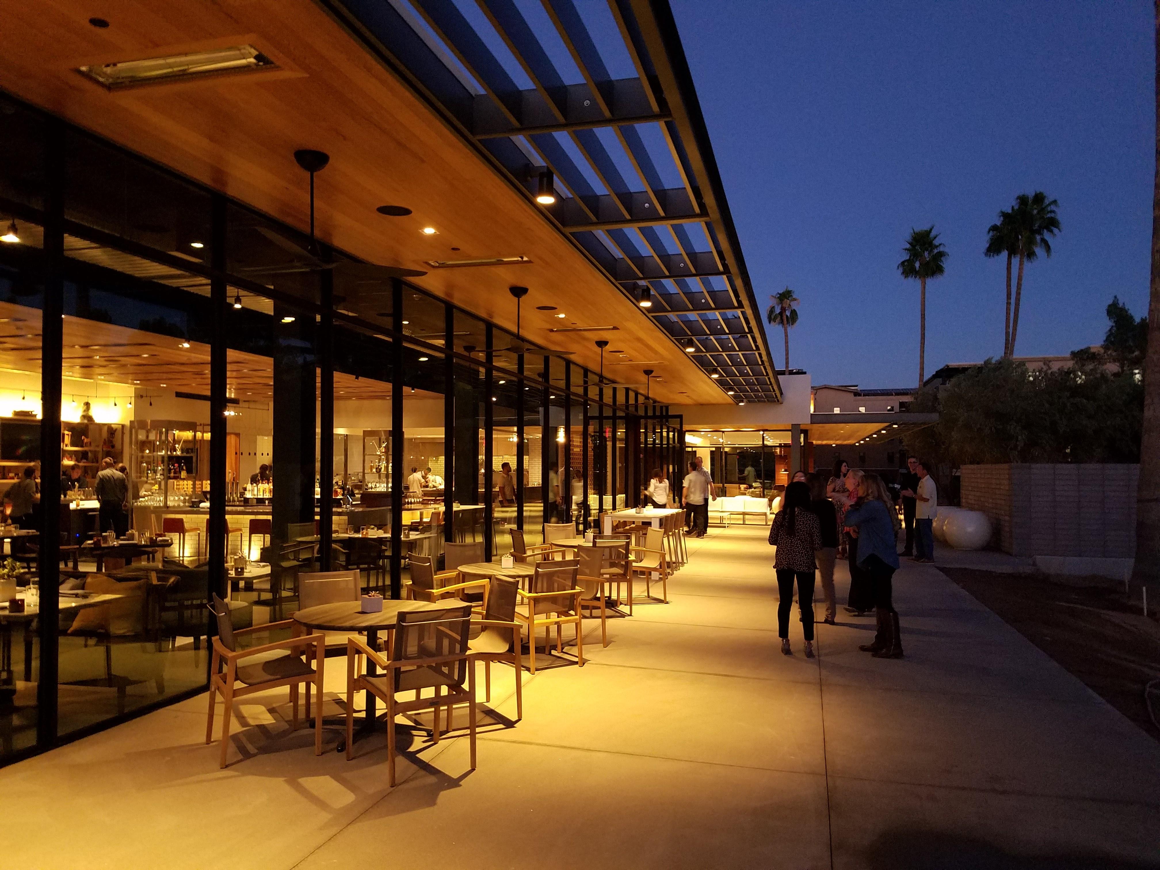 hospitality design magazine | andaz opens first scottsdale resort
