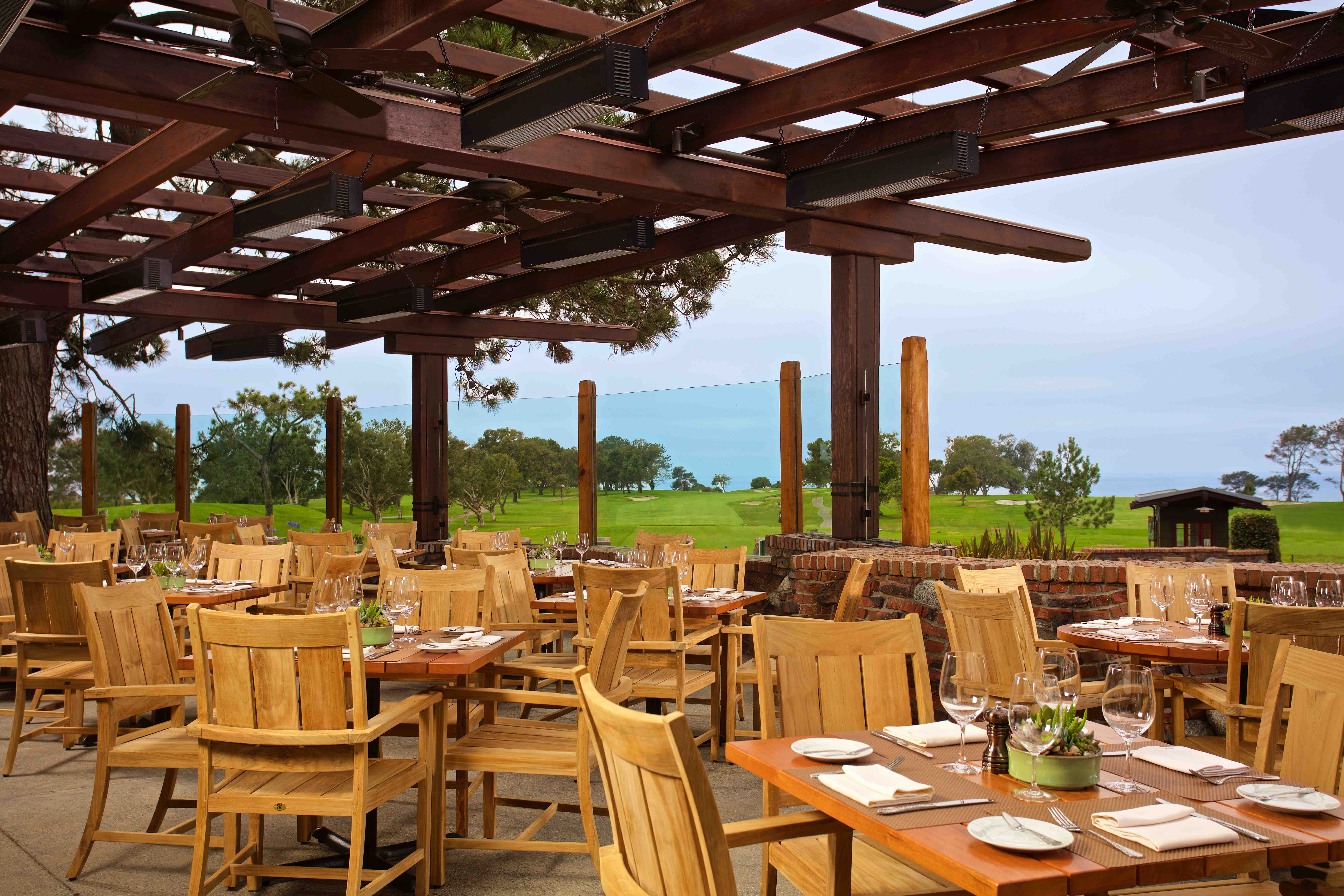 The Grill At The Lodge At Torrey Pines Delawie