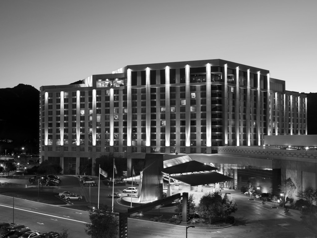 Pechanga Resort & Casino in Temecula, CA, Competed in 2002.