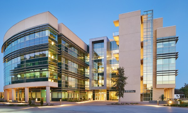 Mesa College's Math and Science Building, completed 2013