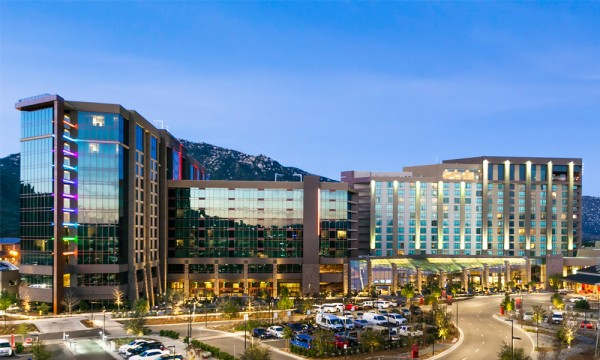 Pechanga Casino Resort Expansion, completed in 2018
