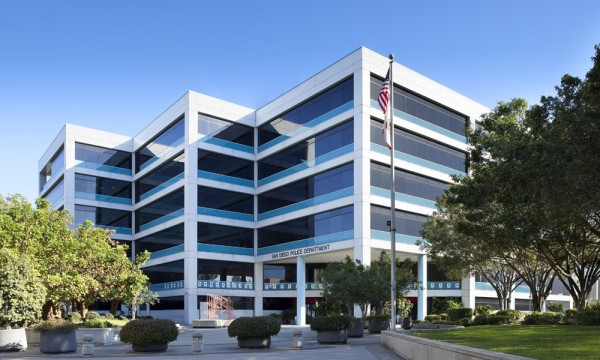 San Diego Police Station