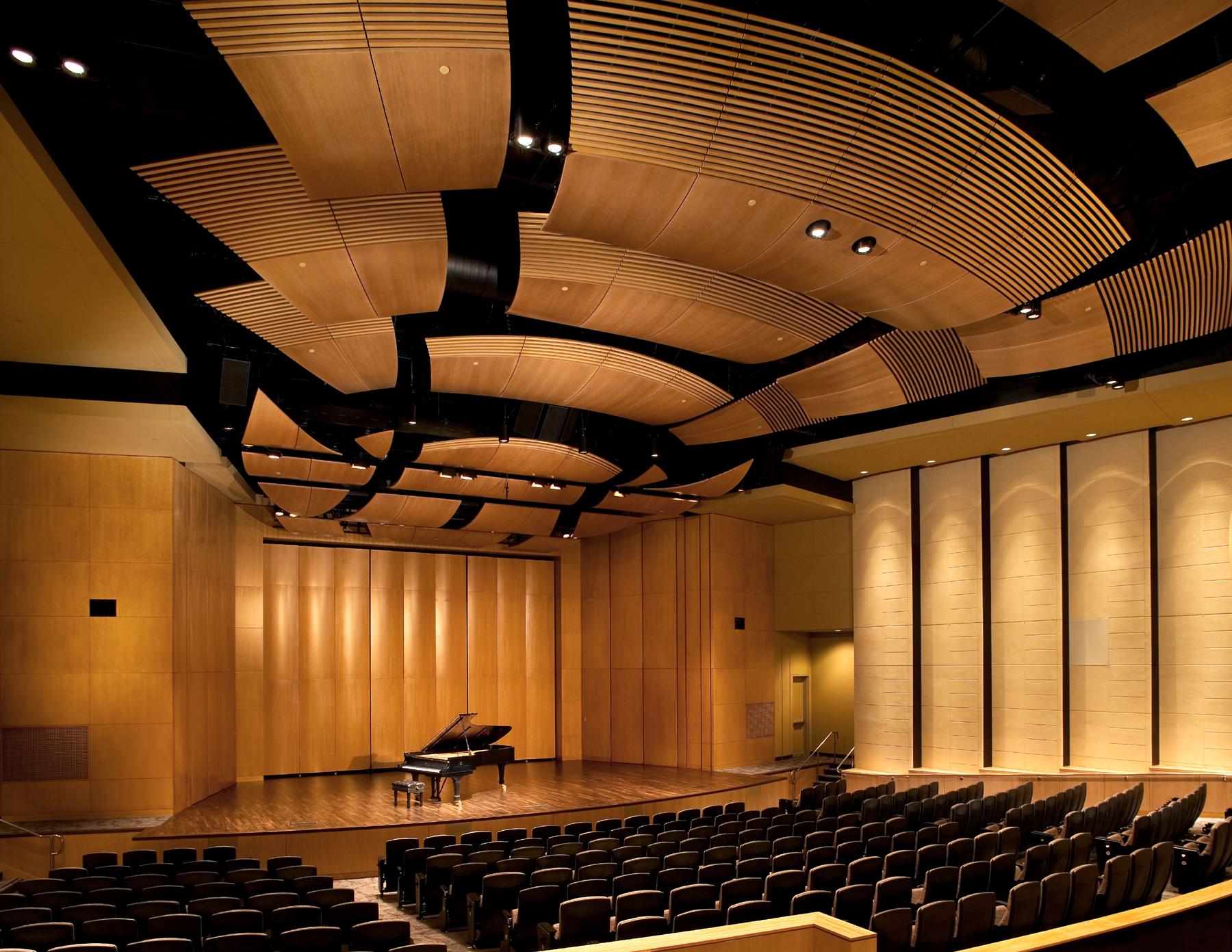 Qualcomm San N Auditorium Delawie