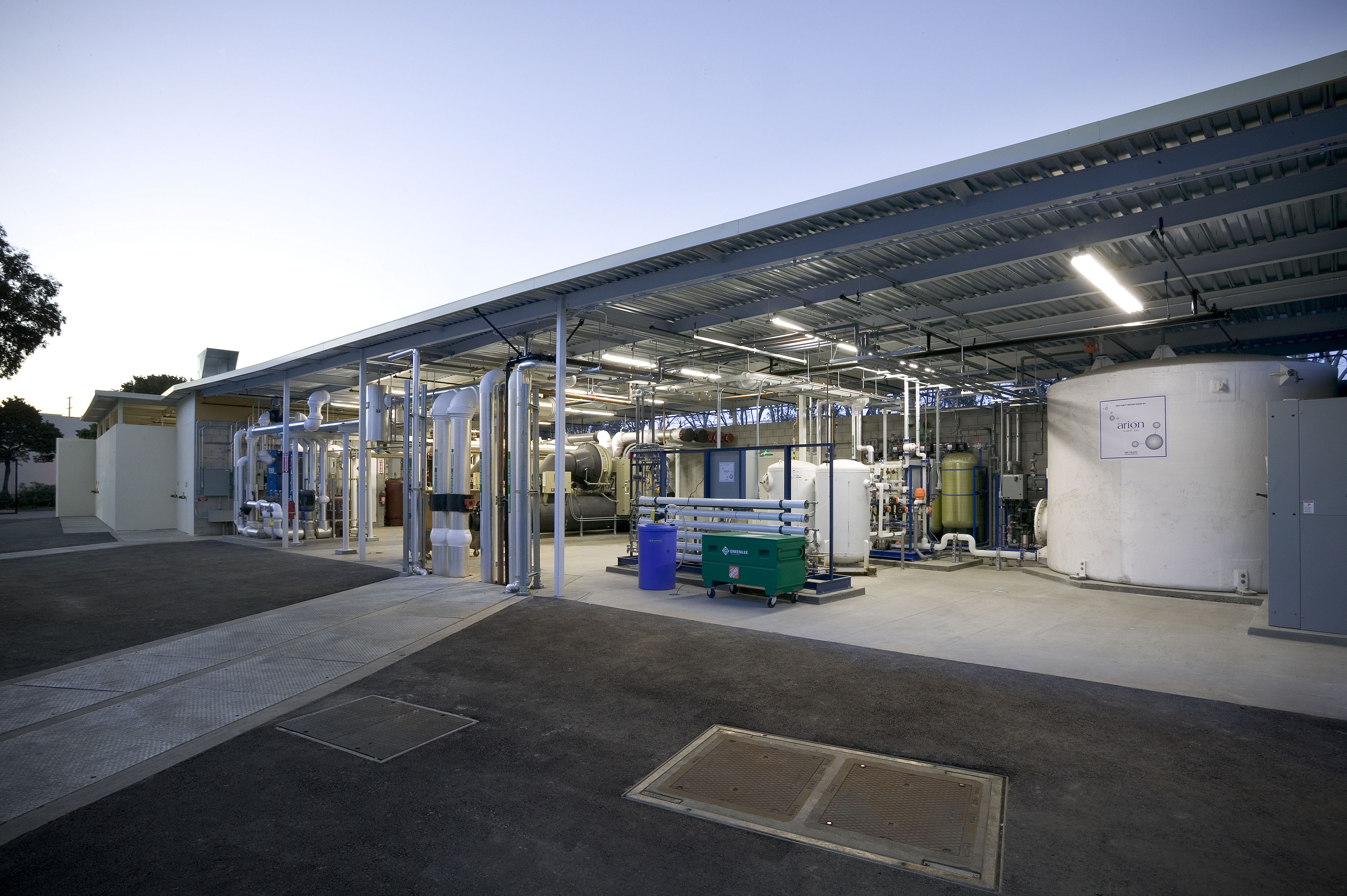 Qualcomm, San Jose, CA Client: Devel Construction, San Jose, CA Delawie Wilkes Rodrigues Barker Architects, San Diego, CA
