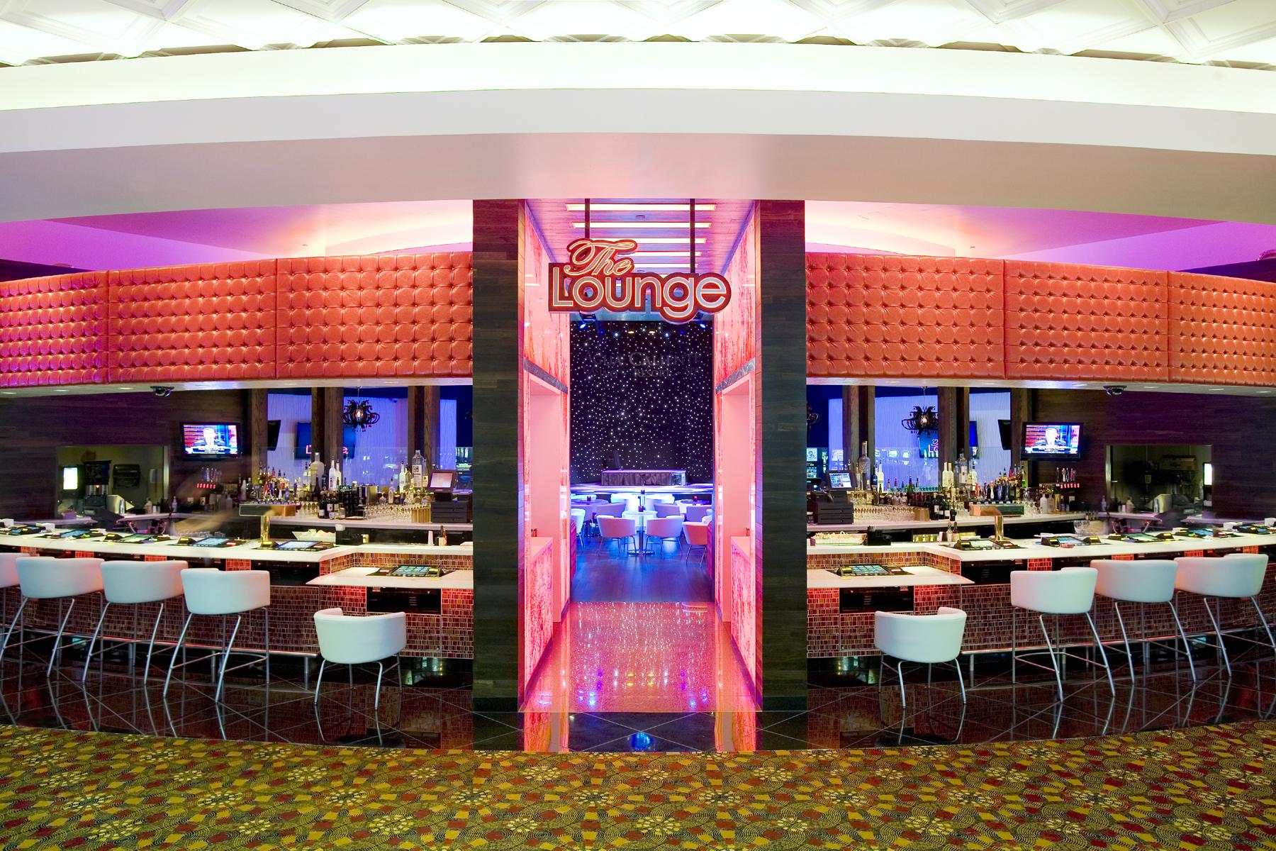 Agua Caliente Casino Resort Spa Cabaret Bar Delawie