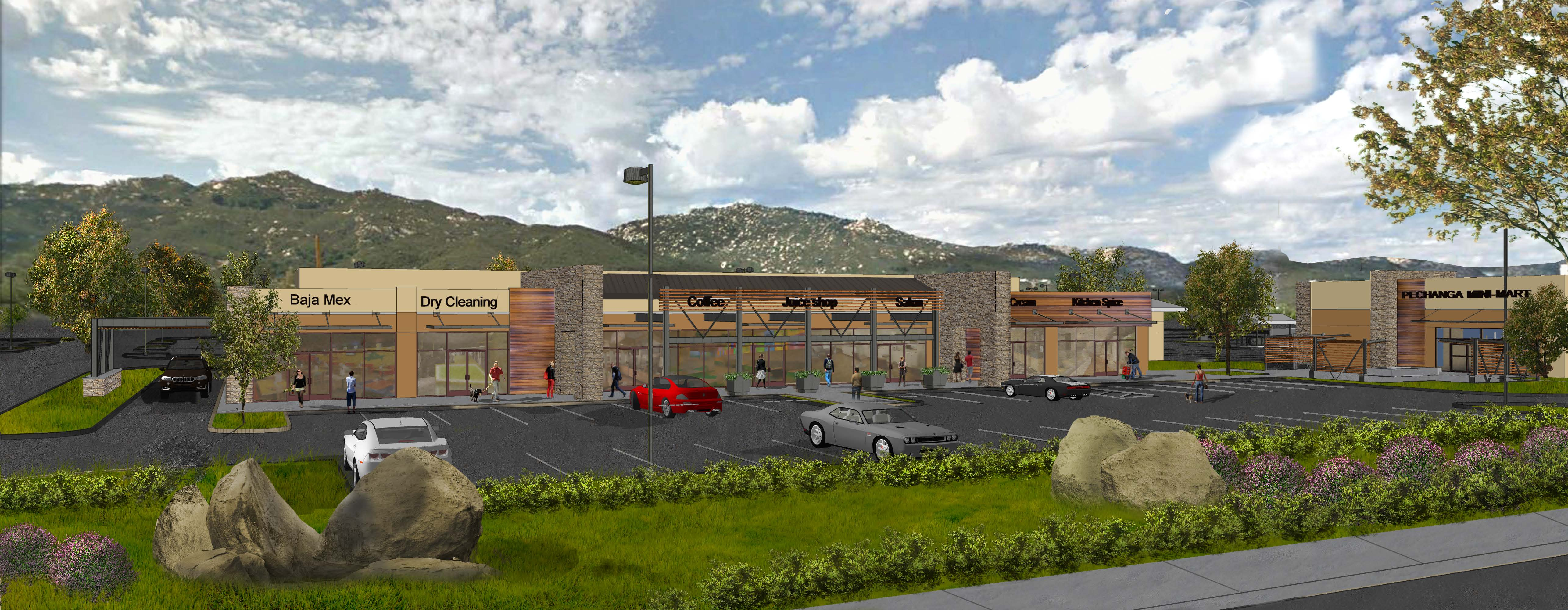 pechanga_retail-elevation